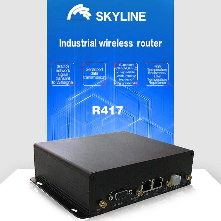 Industrial 3g/4g router 4g wifi router with sim card slot m2m 4g router