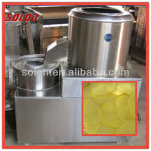 Competitive price potato curly fry cutter/potato spiral cutting machine for sale