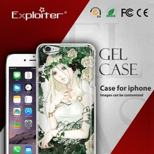 Shenzhen Exploiter channel cellphone accessories, smart covers phone accessories