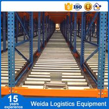 Warehouse Storage Heavy Duty Pallet Roller Flow Gravity Rack
