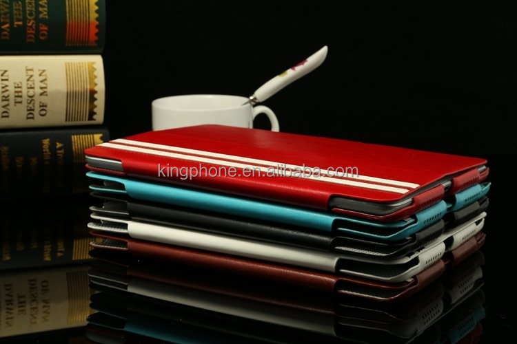 ultra-thin stand Leather Case universal tablet case for IPAD mini2