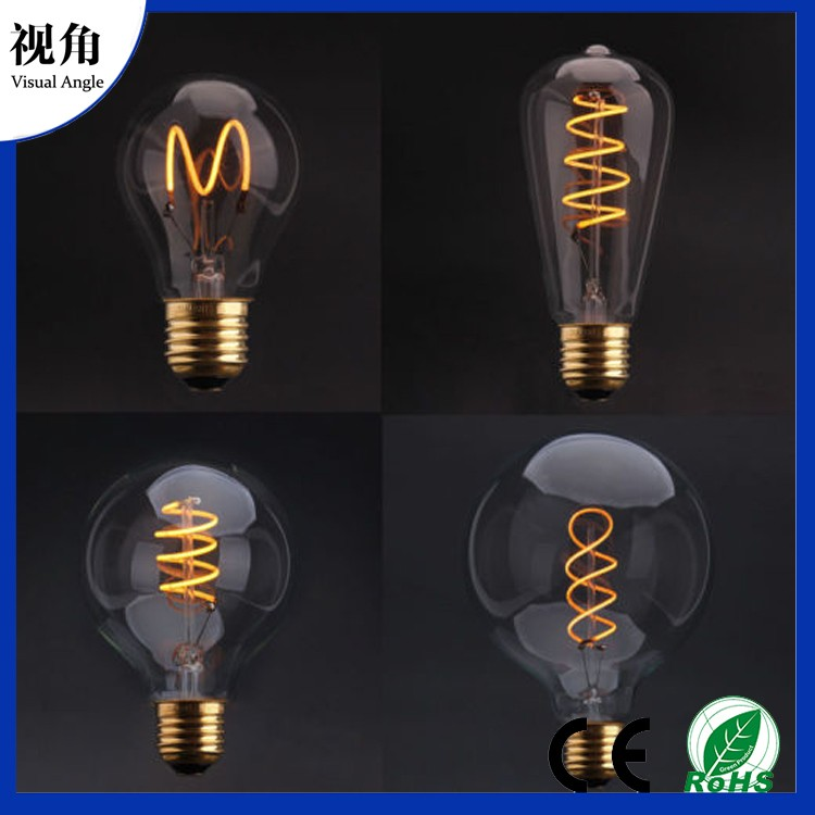 Soft LED filament Bulb,Creative Decorative Lamp