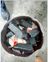 Environmental protection barbecue charcoal