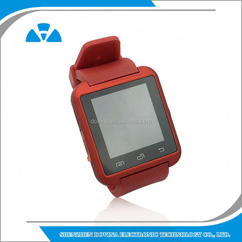 Fashion Bluetooth GSM Smart Watch for Samsung S5 / Note 2 / 3 / 4, Nexus 6, Htc, Sony and Other Android