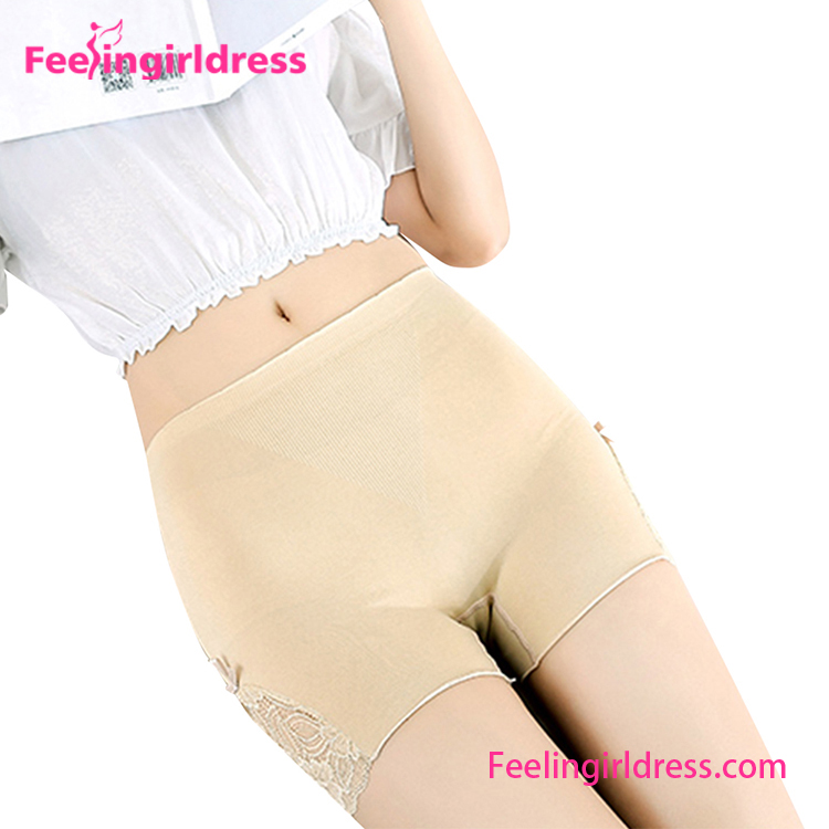 Latest Design Comfortable Nude Safety Panties Hot Sex Modal Women Underwear