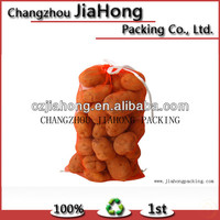 potato packing mesh bag