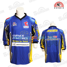 custom sublimation motocross racing wear motorcycle jersey for men
