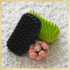 quality premium pet comb dog cat massage rubber brush