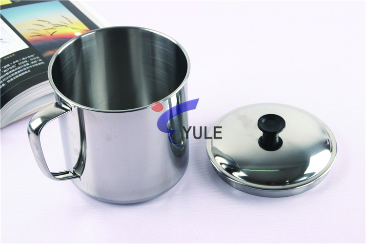 Factory wholesale meaning gift stainless steel mugs with logo