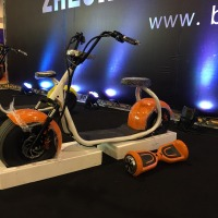 Zhejiang yongkong fasion Citycoco Cheap Electric Motorcycle For Sale