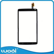 Black Replacement Part Touch Screen Digitizer For Lenovo S930