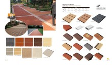 12281311very hot sale facade exterior wall clinker brick slips tiles, decorative wall split brick clay pavers