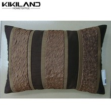 Sheep year latest design wholesale plain natural linen cushion cover
