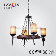 e27 art incandescent luminaire commercial chandeliers pendant lights