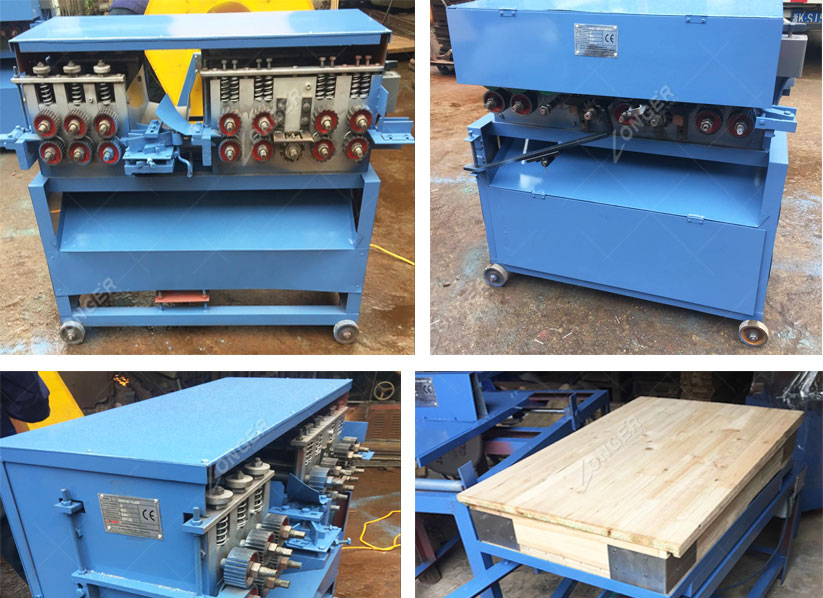 Fully Automatic Low Price Wooden Tooth Stick Manufacturing Production Line Wood Tooth Picks Making Machine For Sale