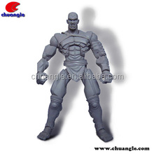 Plastic Diy Toy Action Figure , PVC Figurine Doll