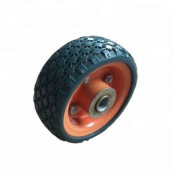 6x2.50-4 Solid Wheel For Caravan Trailer