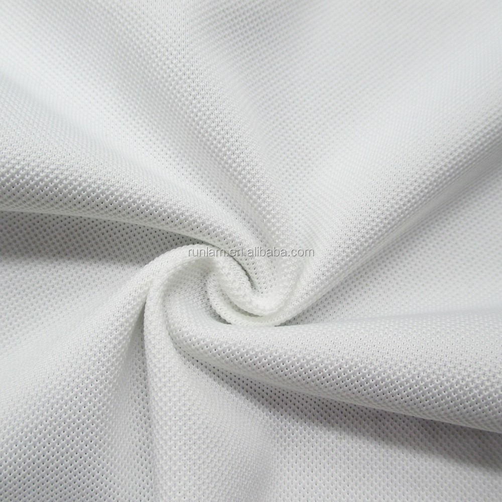 sportwear fabric with dri-fit fuction 100% polyester fabric
