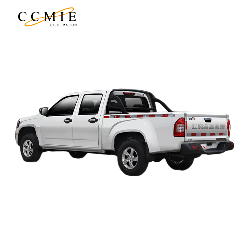 New China JMC T5 pickup trucks 4x4/4x2 used vehicles for best sale