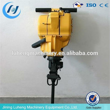 Powerful quality yn 27 rock drill, air compressor rock drill, petrol rock drill price
