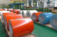 Secondary PPGI Steel Coils in Stock Export to Bangladesh