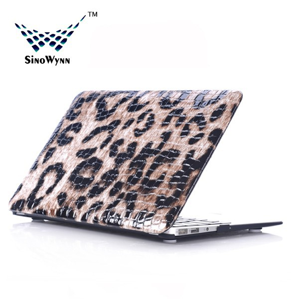 For Macbook Pro Shell Case , Universal Leather Laptop Case for Macbook 13'' on Sale