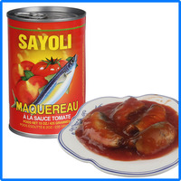 Canned mackerel fish with competitive price