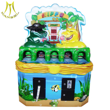 Hansel golden key game machine from china and indoor game equipment for game center with ticket counter