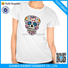 Cool Casual New Style Breathable Printed Wholesale Cheapest Small Quantity Men 2016 T-Shirt Oem With Embrodiery Logo
