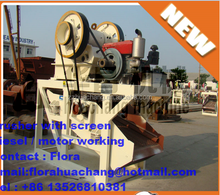 PE 250x400 jaw crusher Stone crusher plant for sale