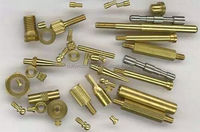CNC Precision Metal Machined Parts/Turning Machine Components