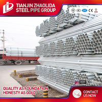 hot dip galvanized steel pipe fencing rail fence post caps steel post fence