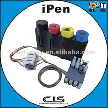 iPen ciss for epson workforce 320 with one way damper which make ink no backflow