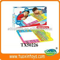 English learning water doodle mat