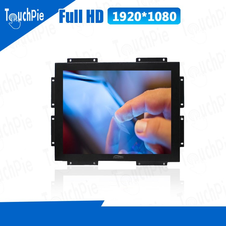 "22"" pot o gold general touch open frame lcd touch screen monitor"