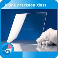borosilicate 0.1mm ultra thin glass sheet