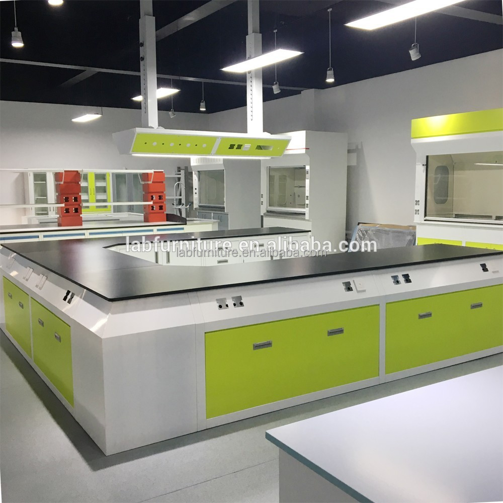 Modern School Furniture/Lab Chemical/Epoxy Resin Worktop/Workbench