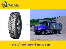 Come here to find WEIHANG All-steel radial truck tyre 750R16 with best price come here to find