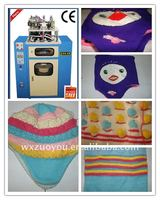 3D design Cap knitting Machine (CE approved)