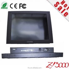 new stock 15 inch outdoor wall mount usb resistive touch screen kit for lcd monitor
