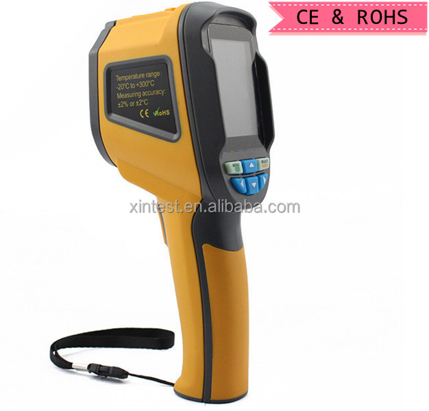 2.4'' inch LCD Display Thermography Camera with MSX Technology FLIR E4 Infrared Thermal Imaging Camera