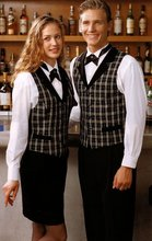 HOT selled international design restaurant waiter uniform (fast deliver)