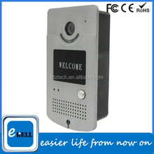 wifi video door phone new product hot selling,smart doorbell for home security,access control video intercome EBELL DB003P