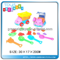 Wholesale Cheap Summer Holiday Plastic Beach Sand Toy For Kids