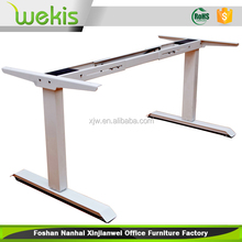 High quality cheap price electric height adjustable sit stand office desk