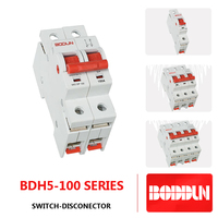 BDH5-100 main switch fuse switch disconnector circuit breaker