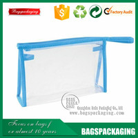 vinyl clear pvc zipper blanket storage bag wholesale