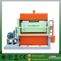Waste paper egg tray / plate/ carton/ making machine for sale
