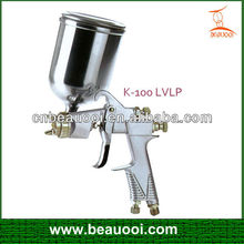 Air Spray Gun, LVLP K-100 professional air spray gun