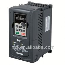 INVT tension control ac drive 500 watt 220v ac single phase motor